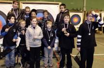 Rencontre Jeune de Saint-Etienne-de-Tulmont du 15/02/2014